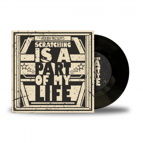 DJ Eule feat. DJ Stylewarz, DJ Rafik, DJ Crum uvm. - Scratching is a Part of My Life (7' Vinyl)