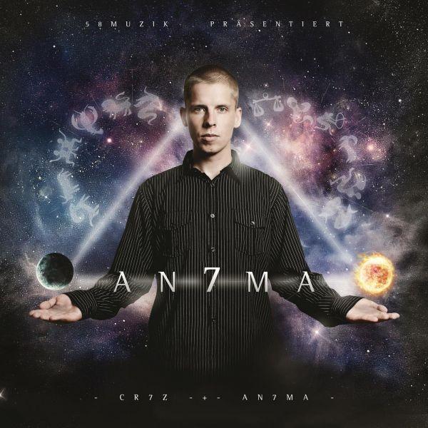 Cr7z - An7ma (CD)