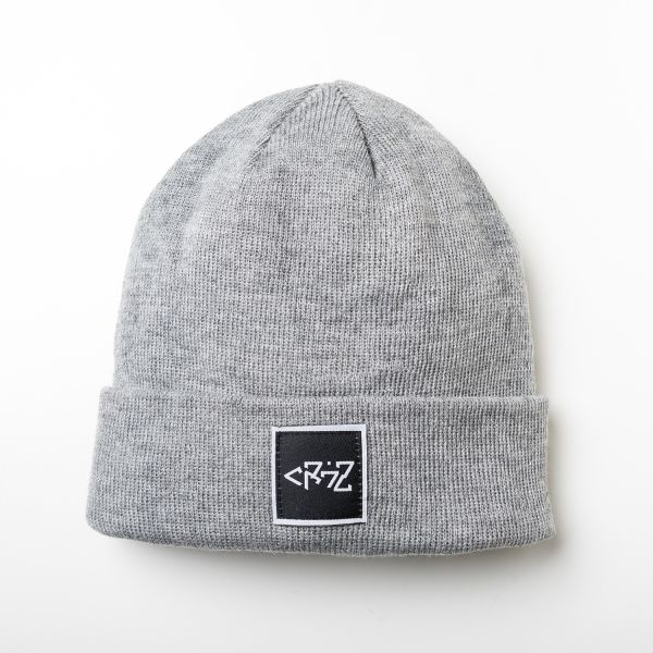 Cr7z - Patch Beanie (Grau)