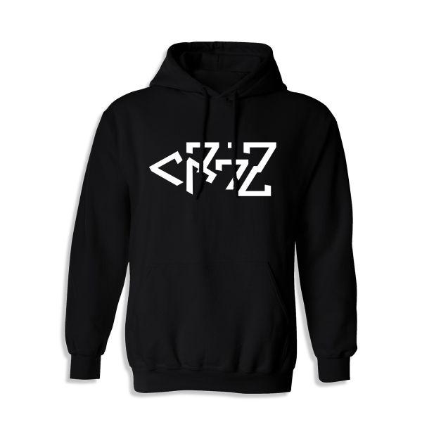 Cr7z - Logo Hoodie (Schwarz)