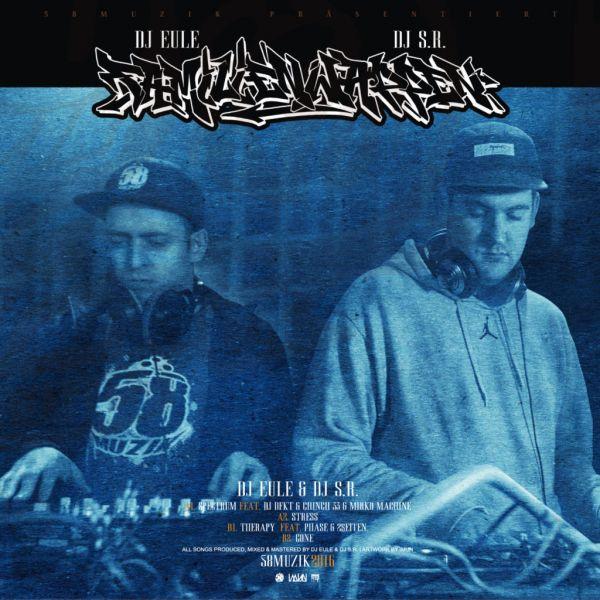 Dj Eule & Dj s.R. - Familienwappen #3 7' (Vinyl)